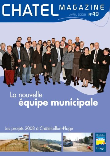 Télécharger le magazine - Châtelaillon Plage