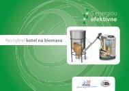 kotol na biomasu - Slovenská inovačná a energetická agentúra