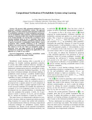 Compositional Verification of Probabilistic Systems using Learning