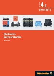 Electronics Surge protection