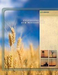 Annual Report - CoBank