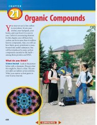 Chapter 21: Organic Compounds