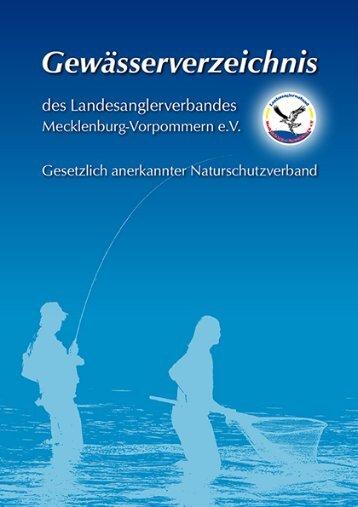 zum gedruckten Gewässerverzeichnis - Landesanglerverband ...
