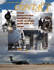 November 2011 - 349th Air Mobility Wing