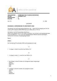 Bijlage 5g - Productschap Akkerbouw