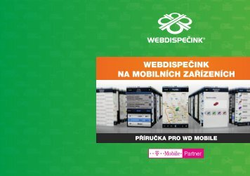 Manuál k aplikaci WEBDISPEČINK Mobile