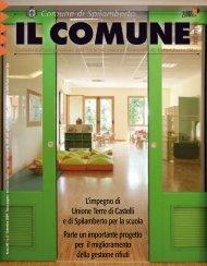 Settembre 2009 - Comune di Spilamberto
