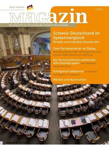 Zum Fachartikel - Swiss German Club