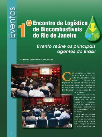 Eventos - Revista Ecoenergia