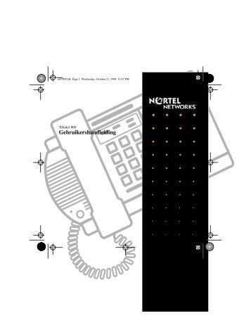 Handleiding Telenet 800 - Klantenservice