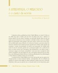 A literatura, o mercado e o canto da sereia - Légua & meia
