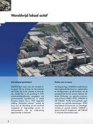 Wereldwijd lokaal actief (pdf) - Samson Regeltechniek