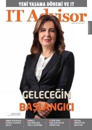Aralık 2012 Sayı 37 - IT Advisor