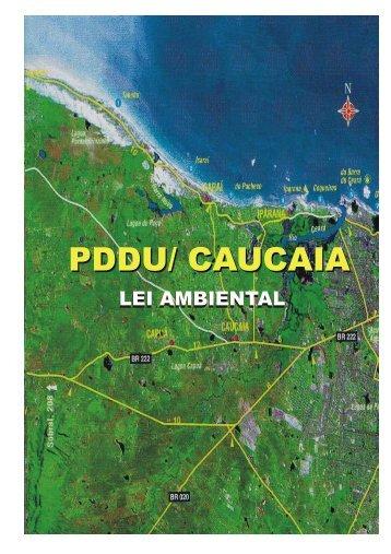 PDDU/ CAUCAIA