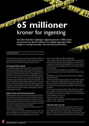 65 millioner kroner for ingenting - Jørn Thomsen Elbo