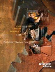 SOW 2008 Working Draft E.indd - Workforce Alliance