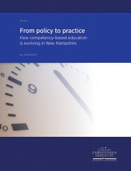 From-policy-to-practice