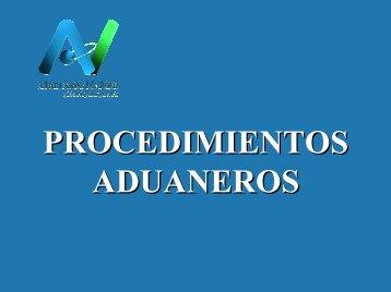 Presentación - Sidunea - Aduana Nacional de Bolivia