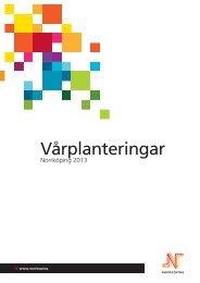 Vårblommor i Norrköping 2013 - Norrköpings kommun