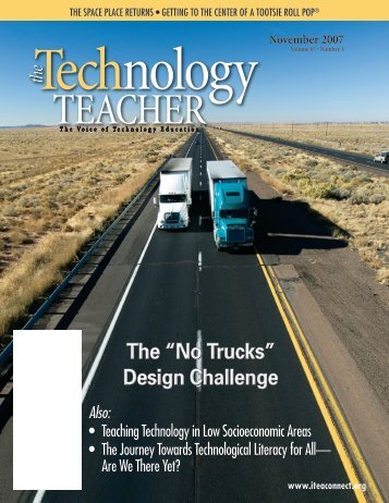 November 2007 - Vol 67, No.3 - International Technology and ...