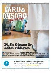 På S:t Görans är mötet viktigast - Välkommen till Mediafocus
