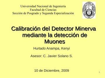 Detector Prototipo