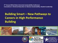 Building Smart – New Pathways to Careers in High Performance ...