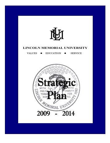 2009-2014 - Lincoln Memorial University