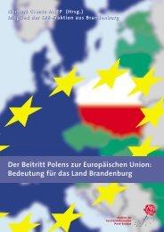 Der Beitritt Polens zur Europäischen Union ... - Glante, Norbert