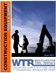 Catalogue - Westchester Tool Rentals