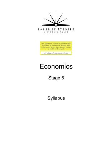 Syllabus - Assessment Resource Centre