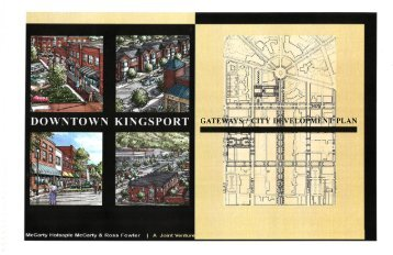 Model City Coalition - City of Kingsport Tennessee Development ...