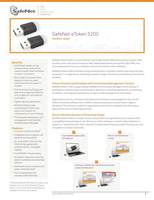 Safenet Discuss Secure Access | Asdela
