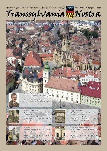 Transsylvania Nostra 2007-2