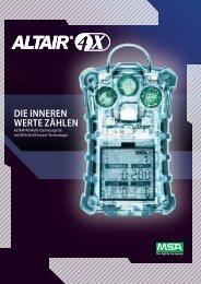 4167 08-538.2_ALTAIR-4X_Rev_00_DE.qxp:ALTAIR ... - Di Dio Safety
