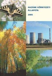 Hazánk Környezeti Állapota - Vidékfejlesztési Minisztérium