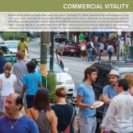 Commercial Vitality (PDF) - University City District