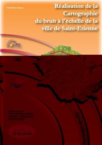 Realisation de la cartographie du bruit à l'échelle de la ville de Saint ...