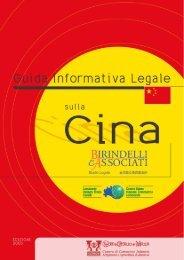 Cina - Camera di Commercio di Mantova