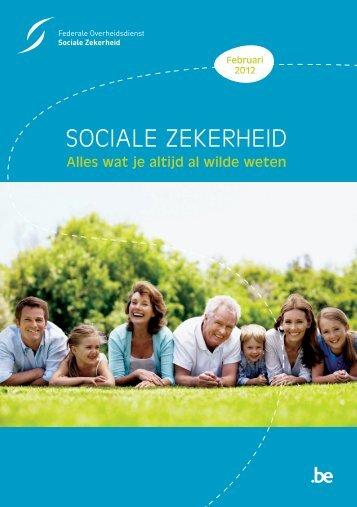 Alles wat je altijd al wilde weten - FOD Sociale Zekerheid