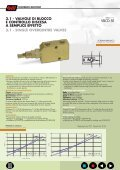 overcentre valves valvole di blocco e controllo discesa - Total ... - Page 2