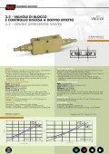 overcentre valves valvole di blocco e controllo discesa - Total ... - Page 4