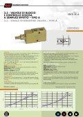 overcentre valves valvole di blocco e controllo discesa - Total ... - Page 6