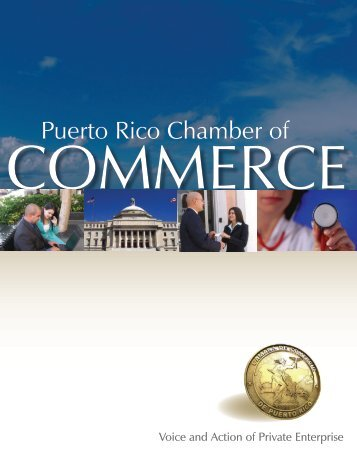 Puerto rico chamber of - Cámara de Comercio de Puerto Rico