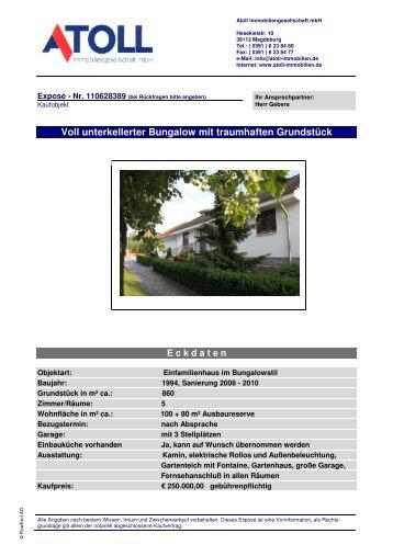 Exposé Lostau - Atoll-immobilien.de