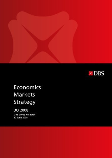 Economics Markets Strategy - the DBS Vickers Securities Equities ...