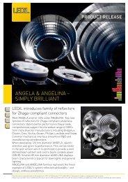 ANGELA & ANGELINA – SIMPLY BRILLIANT - Ledil