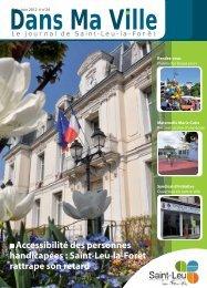 Magazine de mai-juin 2012 - Saint-Leu-La-Forêt