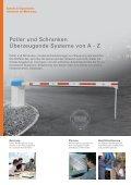 Poller und Schranken - Signal AG - Seite 2