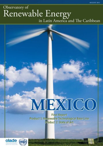 Renewable Energy - Observatory for Renewable Energy in Latin ...